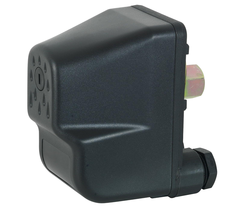 Pressostat monophas/é 110V//220V 10 A 6 Bars pour pompe /à eau contacteur surpresseur REF PRSPRES