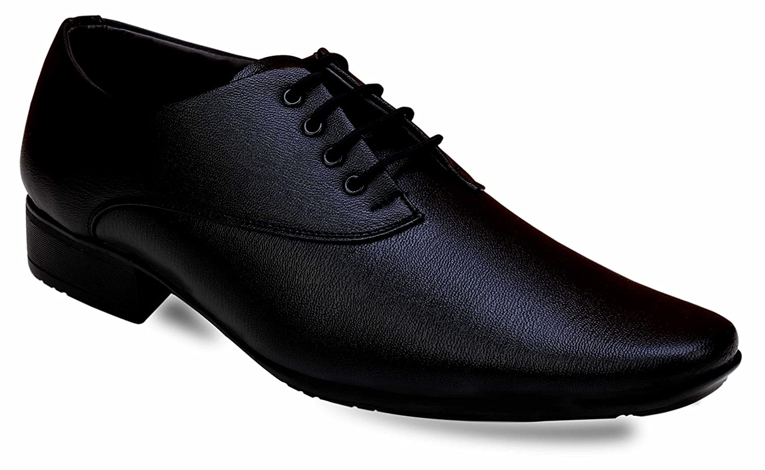 Buy Smoky Black Classic Formal Shoes