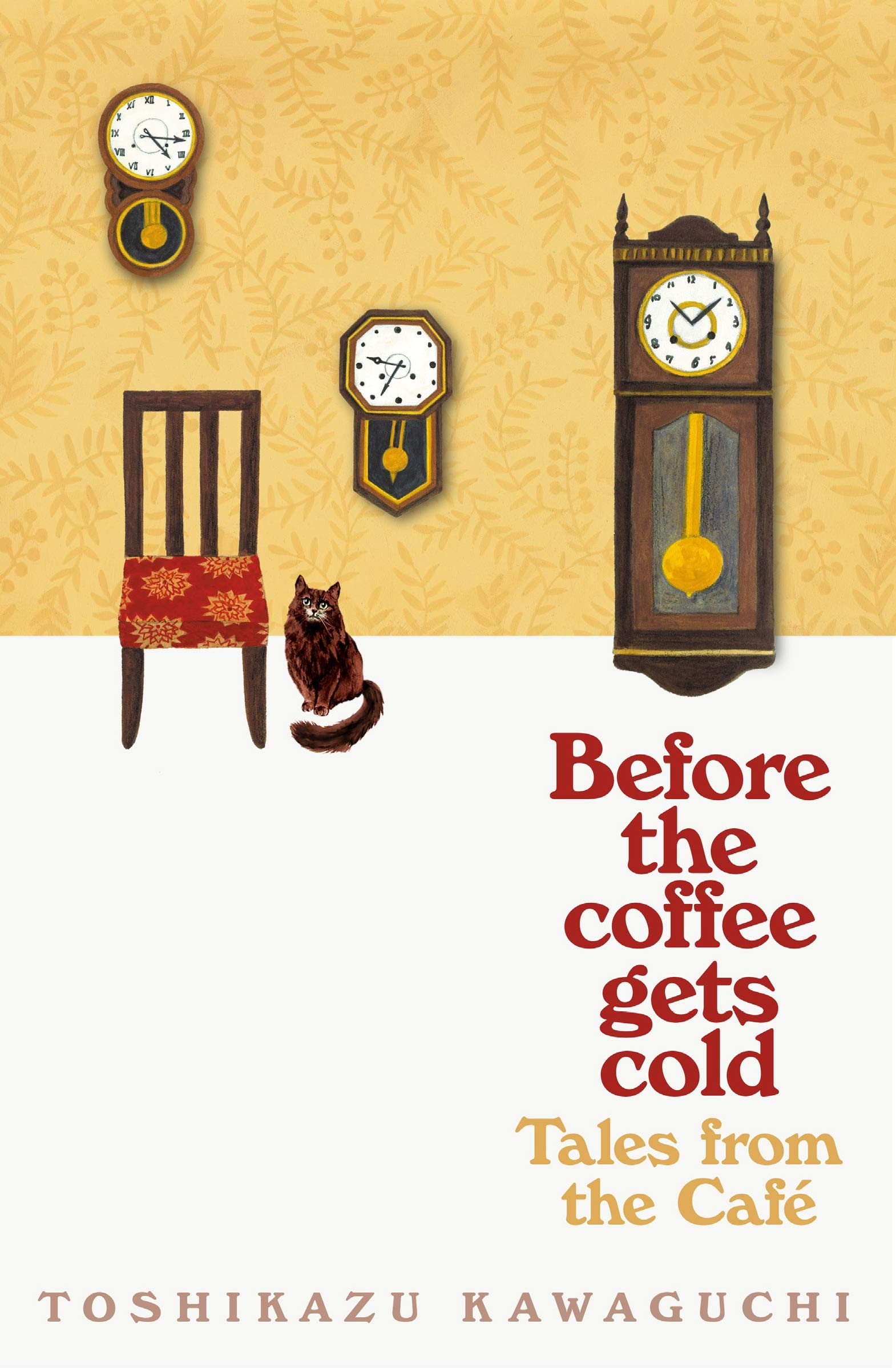 Tales from the Cafe: Before the Coffee Gets Cold: Amazon.co.uk: Kawaguchi,  Toshikazu, Trousselot, Geoffrey: 9781529050868: Books