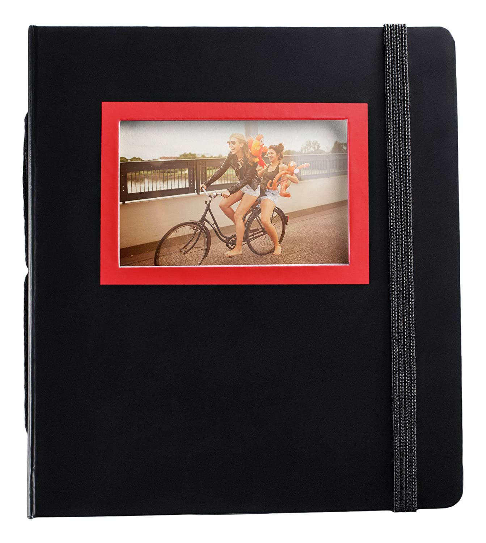 HP Sprocket Mini Photo Album–Black 2HS30A
