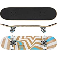 "Roller Derby Rd Street Series Skateboard Star, Multicolor, 31"" x 8"""