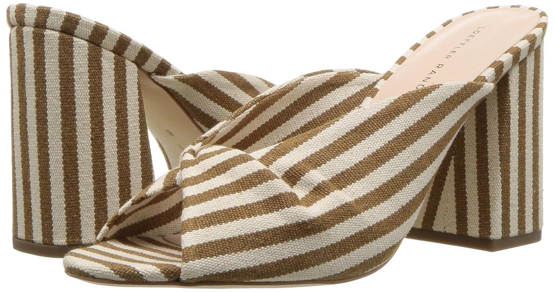 Heeled Sandal Artisan Wovenstripe Loeffler Randall Womens Laurel