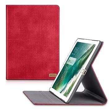 Amazon.com: TORRAS Funda para iPad 9.7 2018/2017, diseño de ...