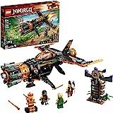 71736 LEGO® NINJAGO® Legacy Destruidor de Rocha; Kit de Construção (449 peças)