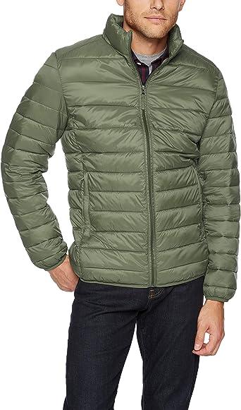 Amazon Essentials Men's Lightweight Water-Resistant Jackets