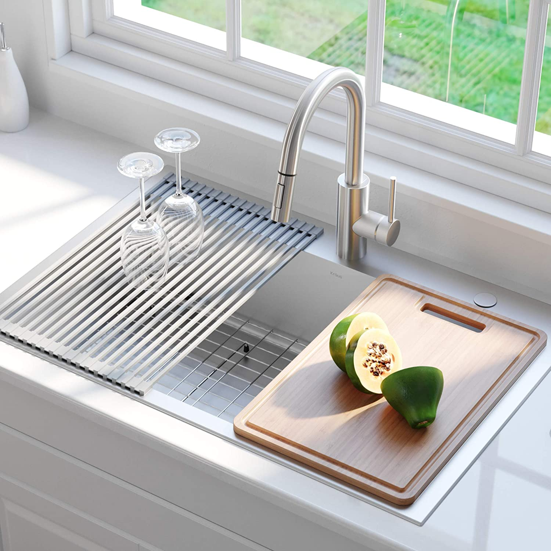 kraus kitchen faucet reviews