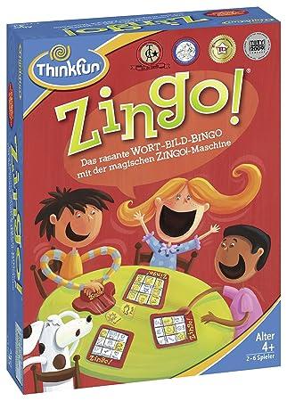Ravensburger Zingo! - Producto: Amazon.es: Juguetes y juegos