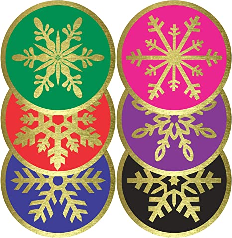 PHOENIX TRADING /'Festive Baubles/' Christmas Labels-XM112-NEW in Packaging