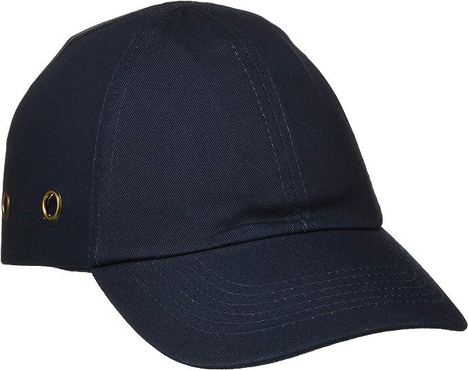 La qualità di sicurezza Bump Berretto Da Baseball Nero o Rosso protettiva elmetto casco en812
