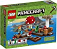 LEGO Minecraft 21129- l'Isola dei Funghi