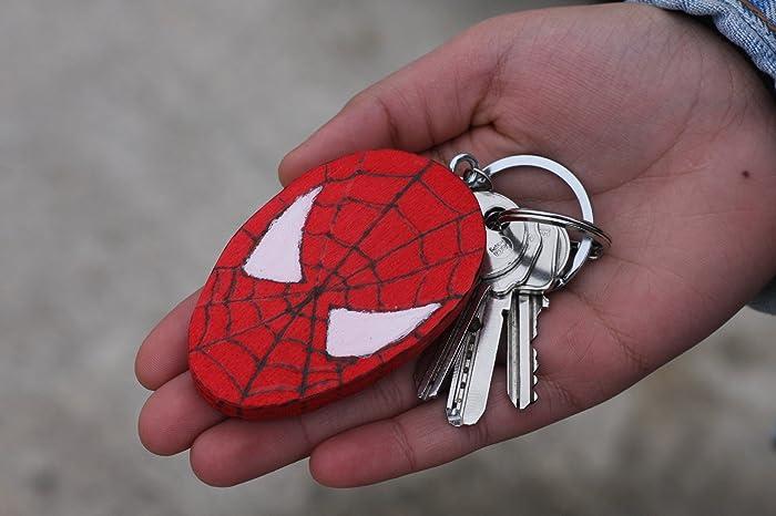 LLavero Spiderman: Amazon.es: Handmade