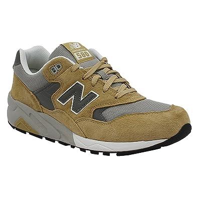 new balance 580 beige homme
