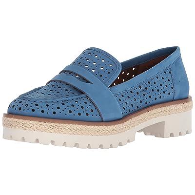 NINE WEST Women's Gradskool Nubuck Oxford Flat   Shoes