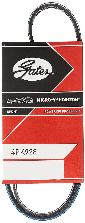 GATES 4PK928 Micro-V Xf Ribbed V-Belt