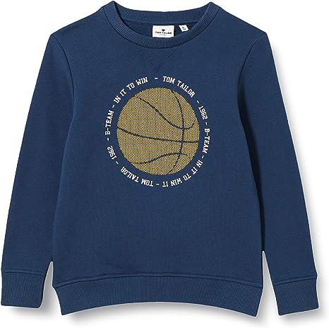 TOM TAILOR Jungen Sweatshirt T-Shirt