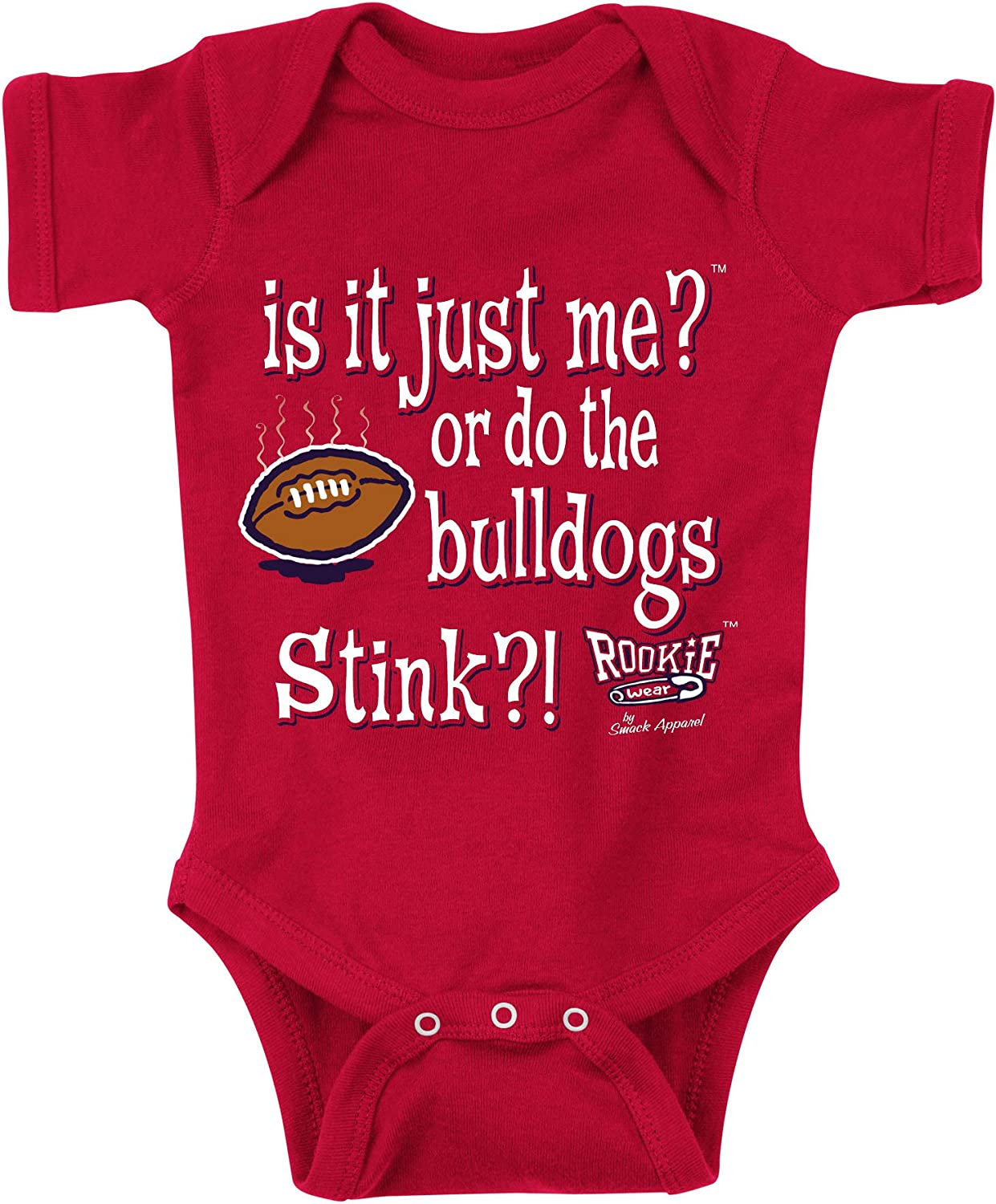2T-4T NB-18M Smack Apparel San Francisco Giants Fans is It Just Me? Onesie /& Toddler Tee