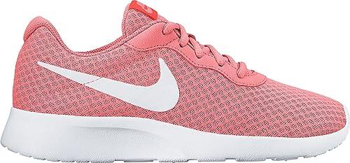 Nike Damen Tanjun Laufschuhe, Rosa (Rosa/(Lava Glow/White/Total ...