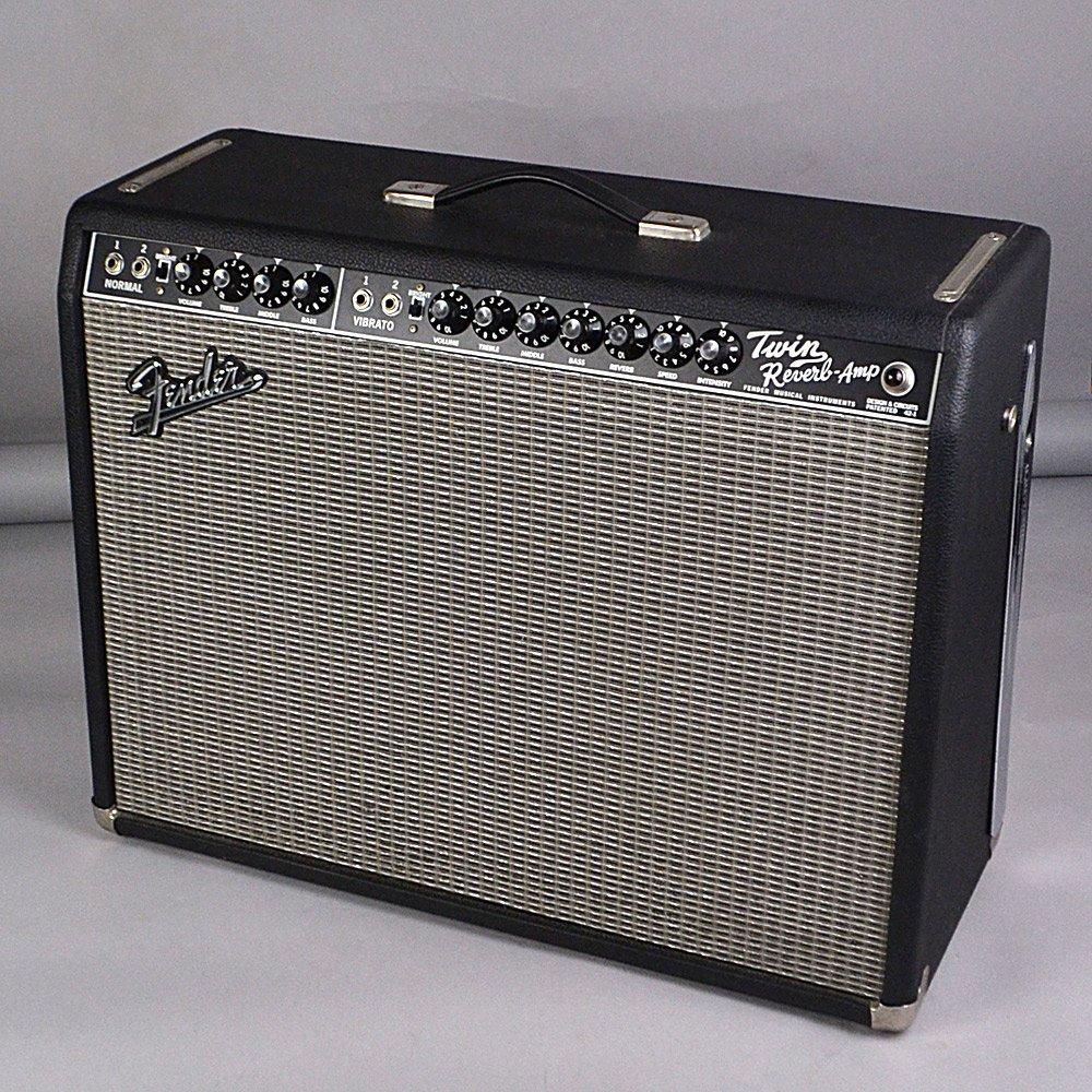 Fender 65TwinReverb ギターアンプ フェンダー B0027M04PK