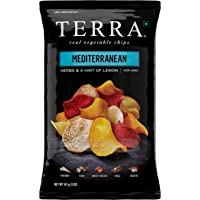 Terra Exotic Mediteranean Chips - 141 gm