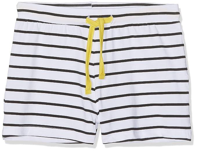 NAME IT Pantalones Cortos Beb/é-para Ni/ñas