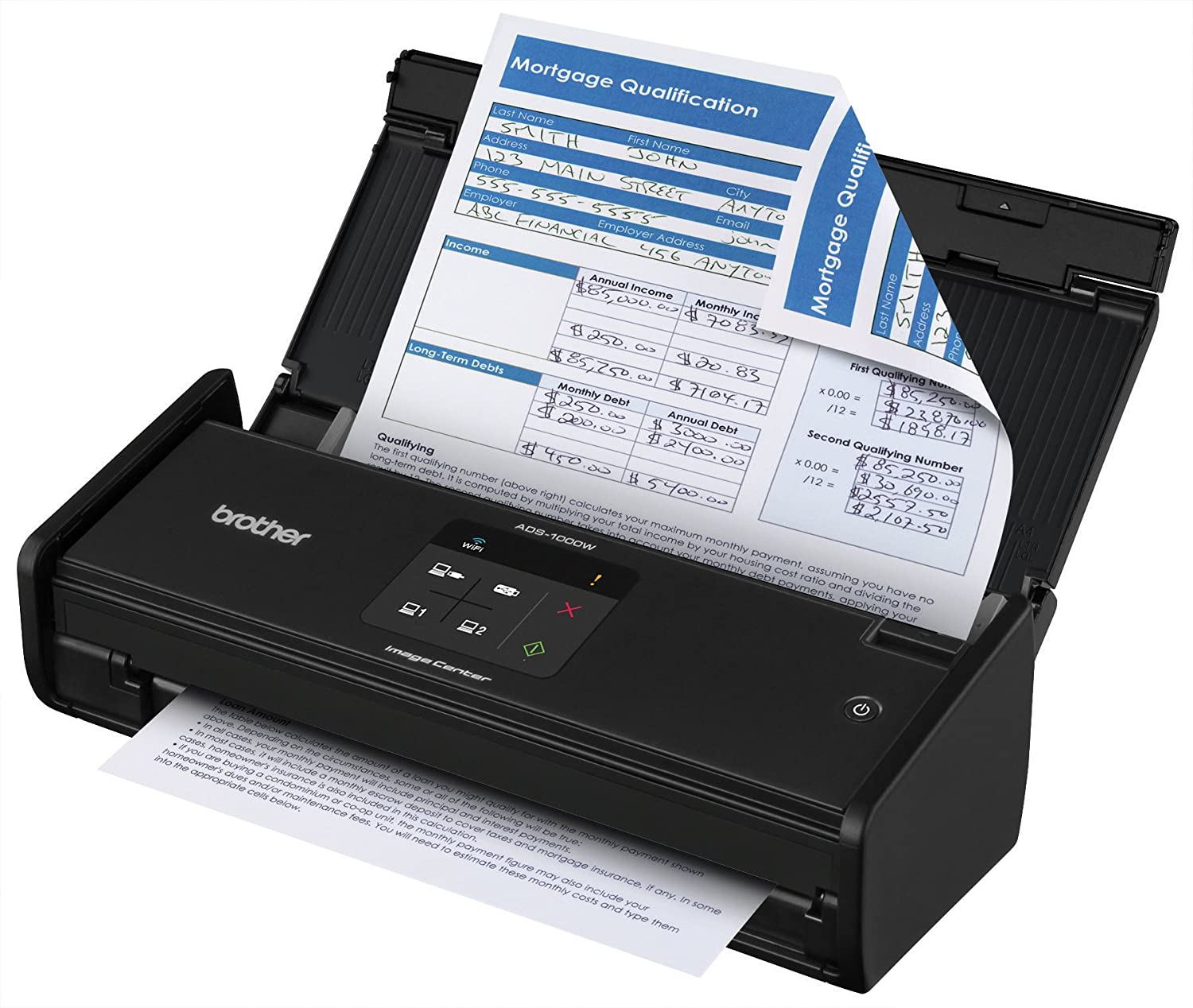 Brother ADS-1100W Printer Driver (2019)