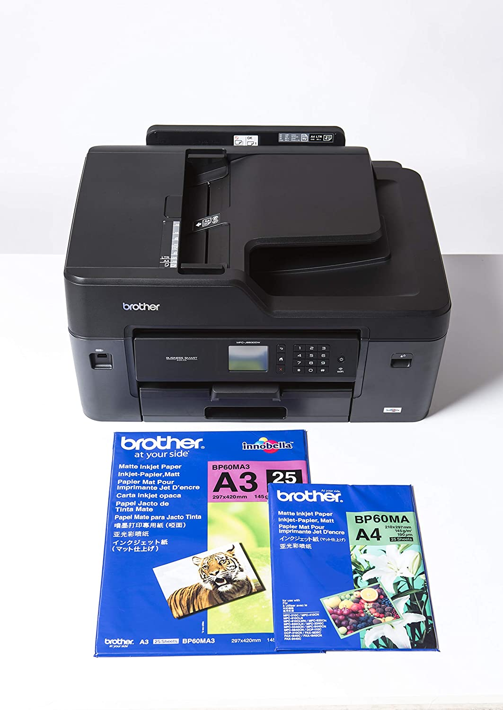 Brother MFC-J6530DW - Impresora multifunción de Tinta (Ethernet, 6 ...