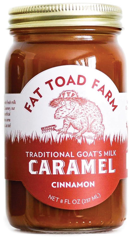 Amazon.com : Fat Toad Farm Caramel Apple Kit, Traditional Goats Milk Caramel Sauce, Cajeta, Gluten Free : Grocery & Gourmet Food