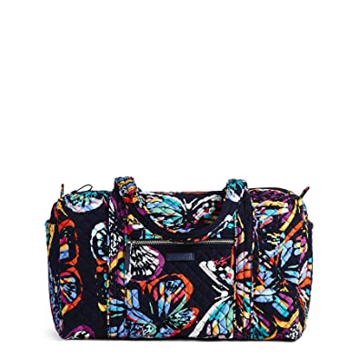 dfd727cba18d Amazon.com  Vera Bradley Iconic Small Duffel