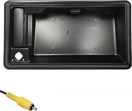 Ford Econoline Cargo Door Van Handle with Backup Camera 2008-2017