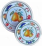 Trendprodukteshop Lot de 4cache-plaques de cuisson