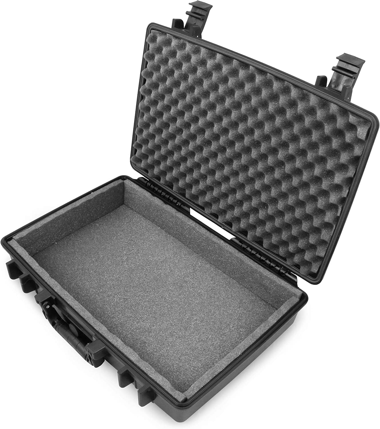 Navitech Black Graphics Tablet Case//Bag Compatible with The Kimiandy LCD Writing Tablet 8.5-Inch