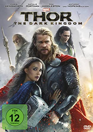 Thor The Dark Kingdom Amazonde Chris Hemsworth Natalie Portman