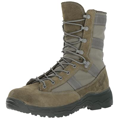 "Danner Men's Reckoning 8"" Hot Military & Tactical Boot: Shoes"