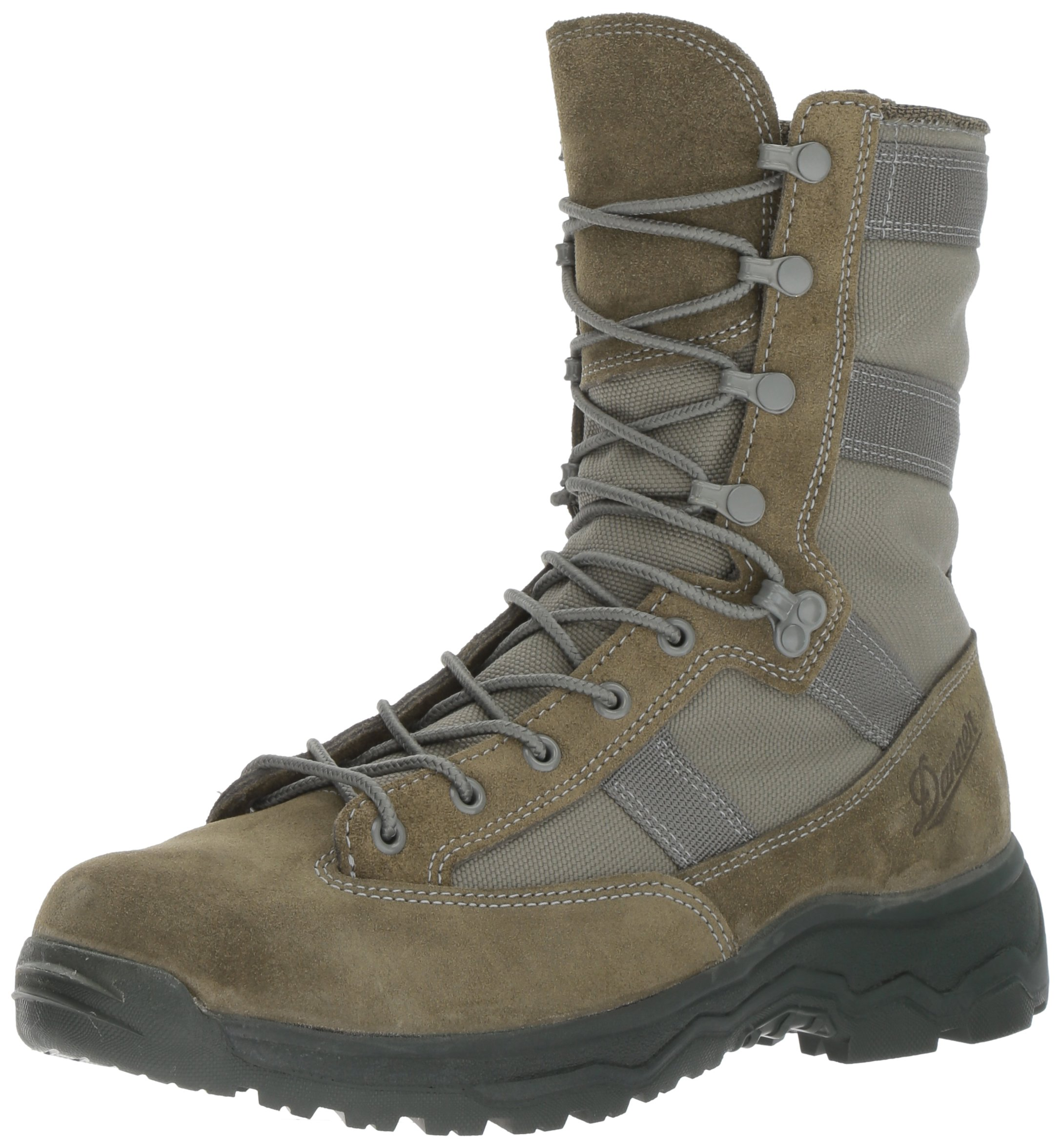 Danner Men's Reckoning 8'' Hot Military and Tactical Boot, Sage, 10 D US