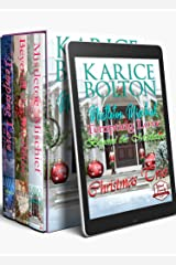 A Christmas Trio (Holiday Romance Collection): Mistletoe Mischief, Beyond the Mistletoe, and Tempting Love on Holly Lane Kindle Edition