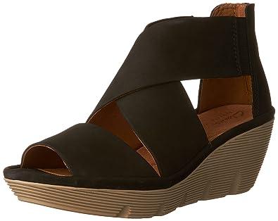 2ab539f9618e Clarks - Womens Clarene Glamor Sandal