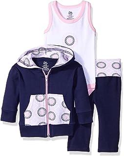 Amazon Com Yoga Sprout Unisex Baby Yoga Pants 2 Pack Clothing