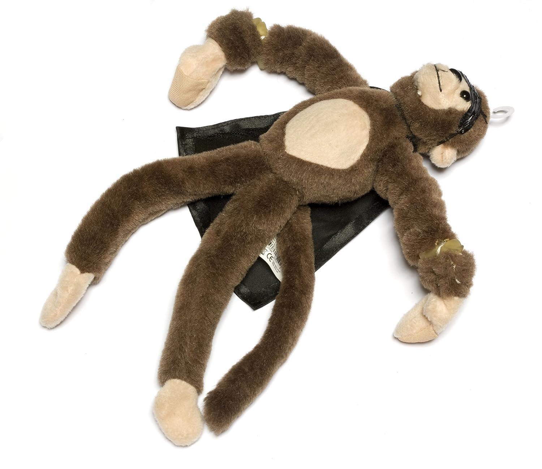 amazon com flingshot slingshot flying screaming monkey toys u0026 games