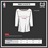 Ultra Game Women's NBA T-Shirt Raglan Baseball