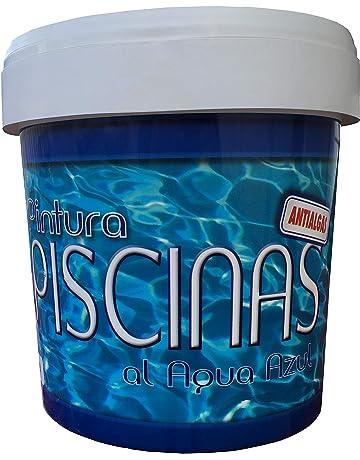 PINTURA PISCINAS AL AGUA 5 KG - ANTIALGAS - TECPISCEL W DE TECNO PRODIST