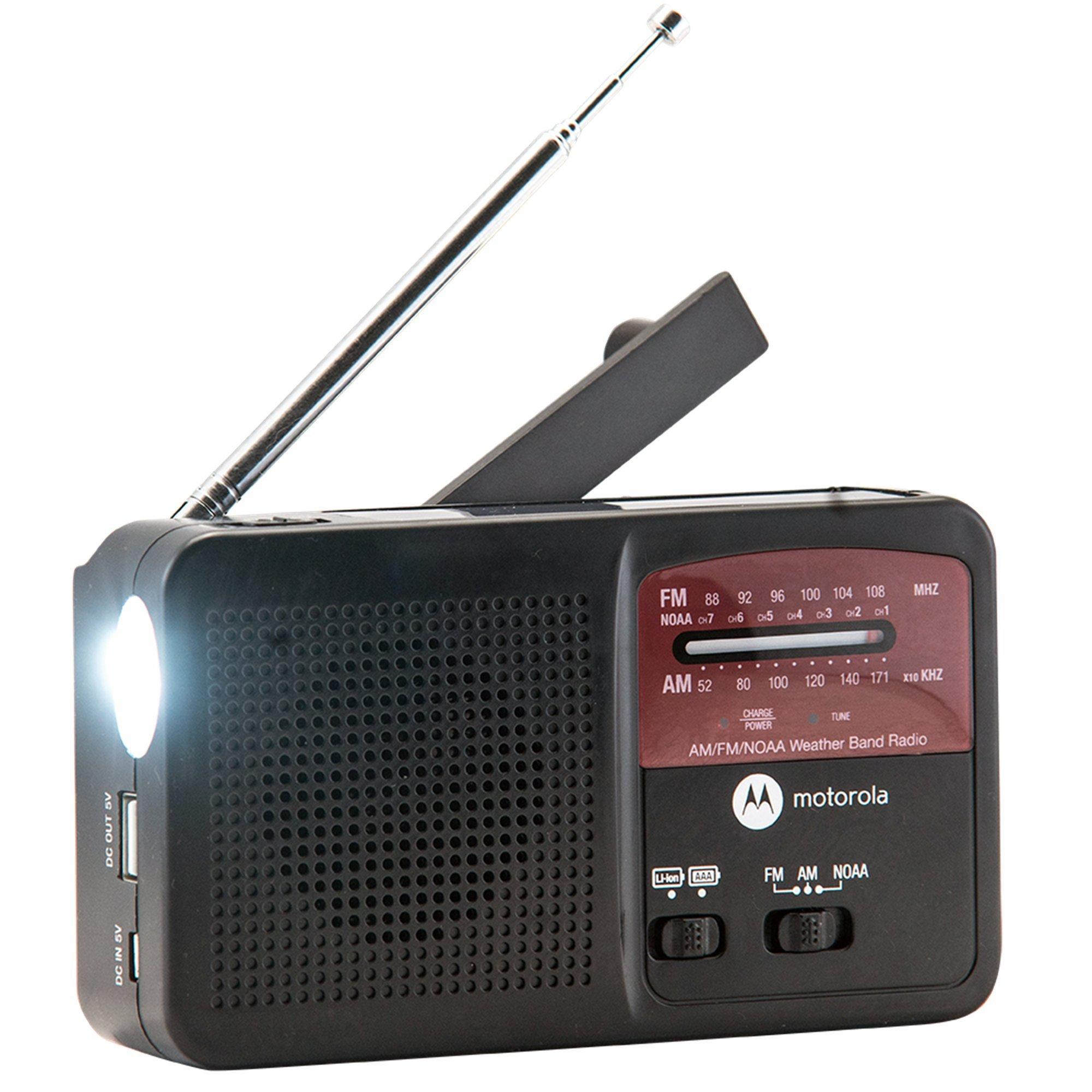 Motorola MWR800 ATMOS Weather Radio