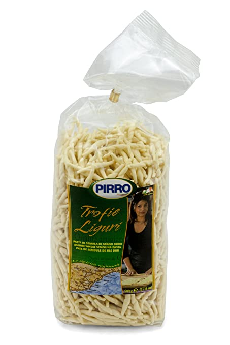 Pirro Trofie Pasta from Italy - 3 packs