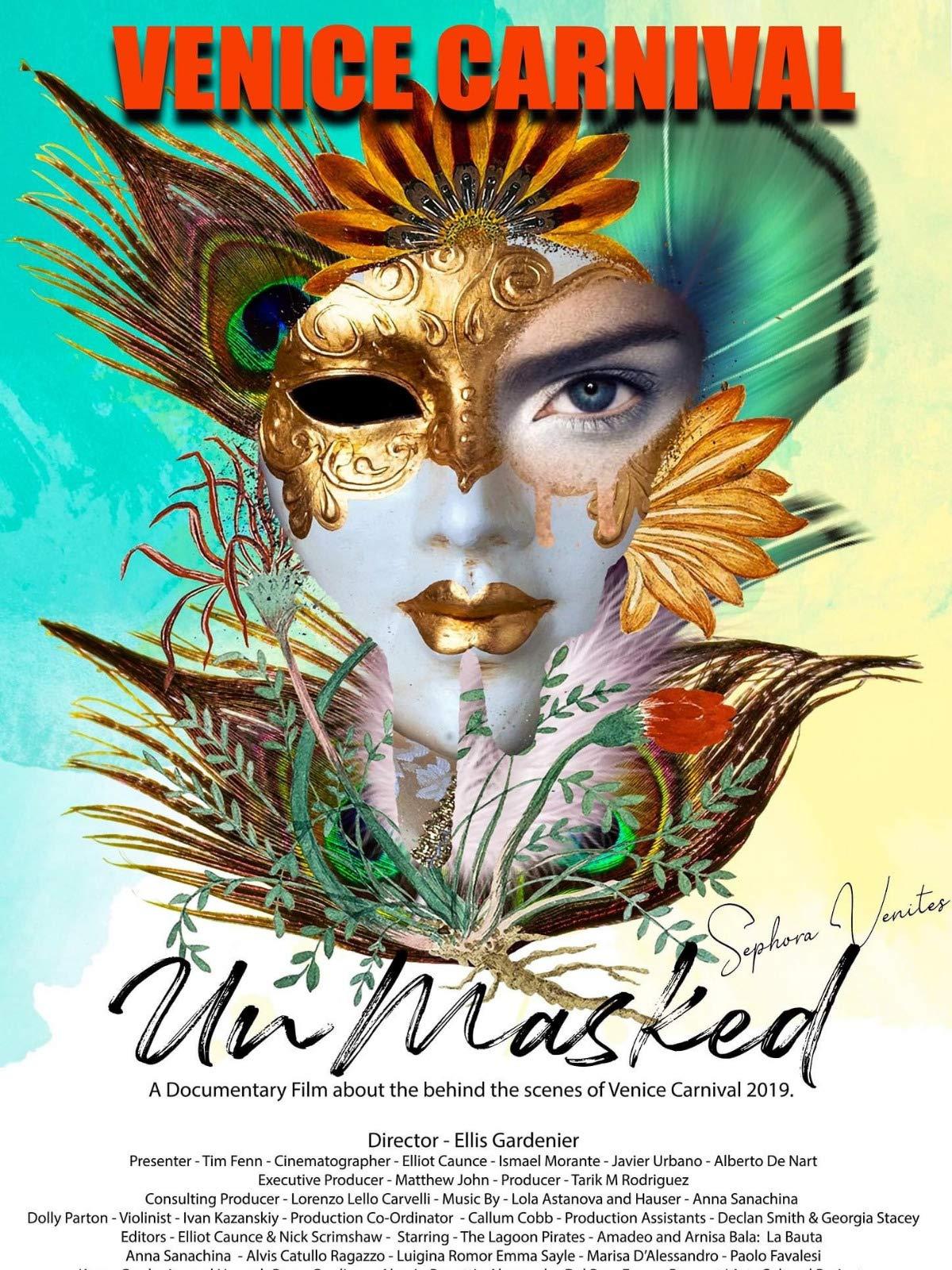 Venice Carnival Un Masked