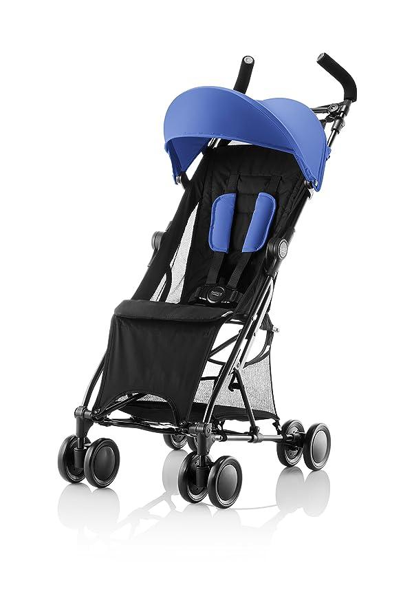 britax r mer holiday pushchair 6 months 15 kg 3 years ocean rh amazon co uk Britax Double Jogging Stroller Britax Stroller 3 Wheels