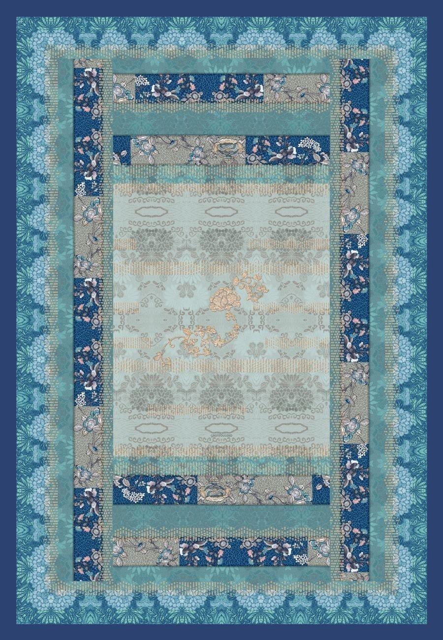 Bassetti Plaid   GHIRLANDAIO V3 - 135 x 190 cm