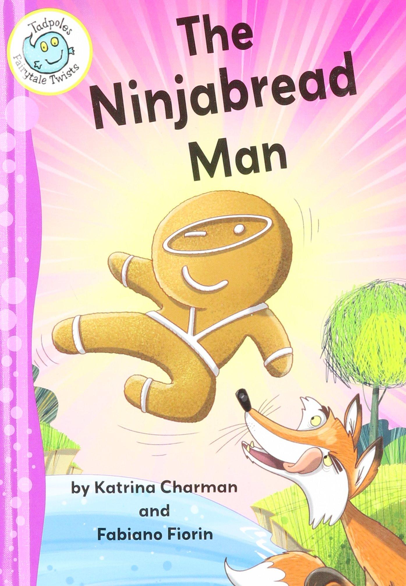 Read Online The Ninjabread Man (Tadpoles Fairytale Twists) pdf epub