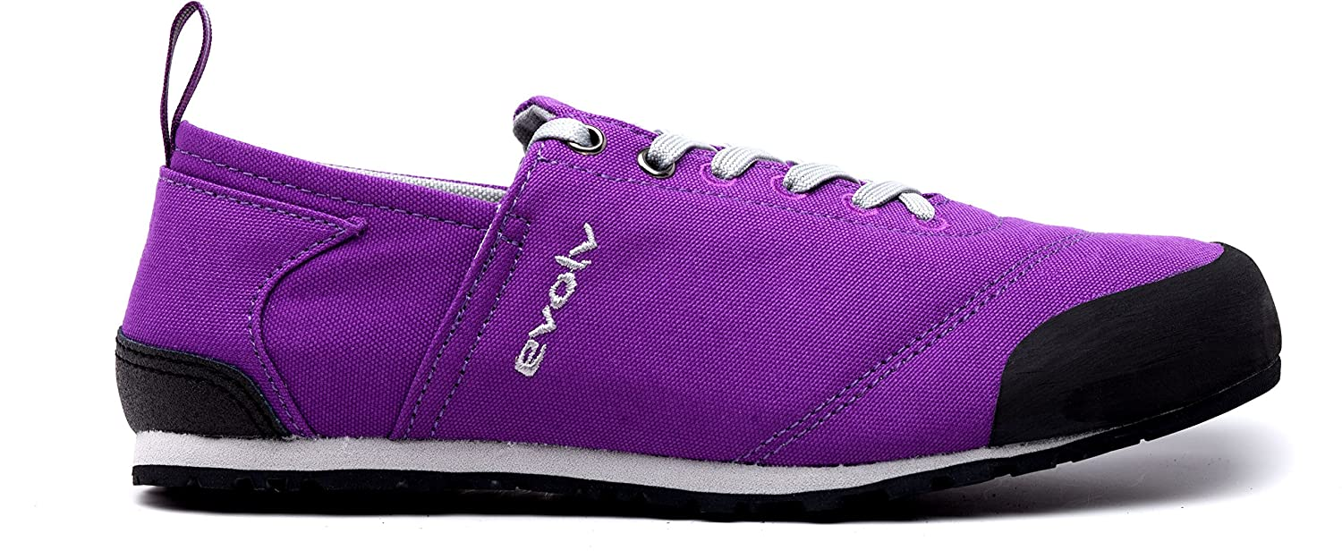 Evolv Women's Cruzer Purple Approach Shoe B01M1FGHAX 6.5 B(M) US|Plum