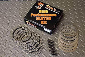Vitos High Performance Clutch Fibers Kit Friction Plates Yamaha Raptor 660 01-05