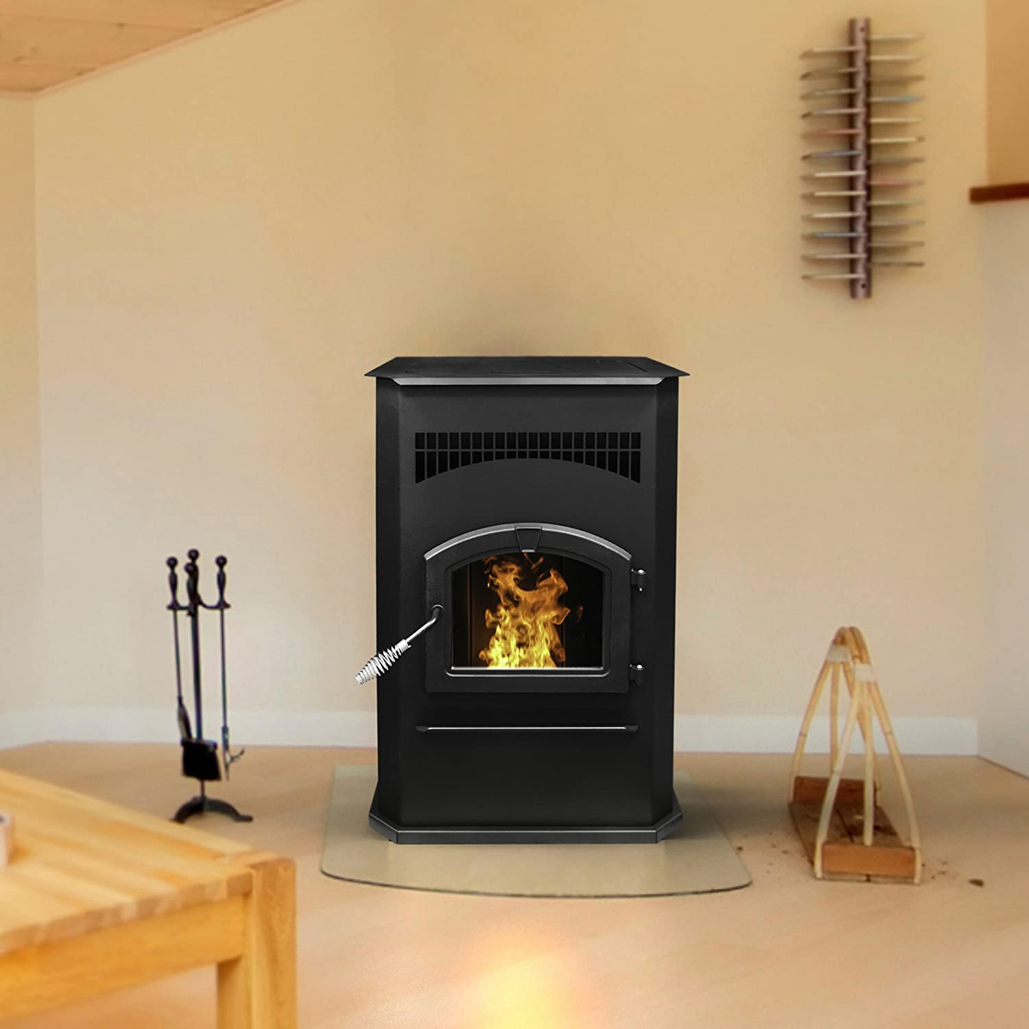 Pleasant Hearth Cabinet Style - Pellet Stove for the Money