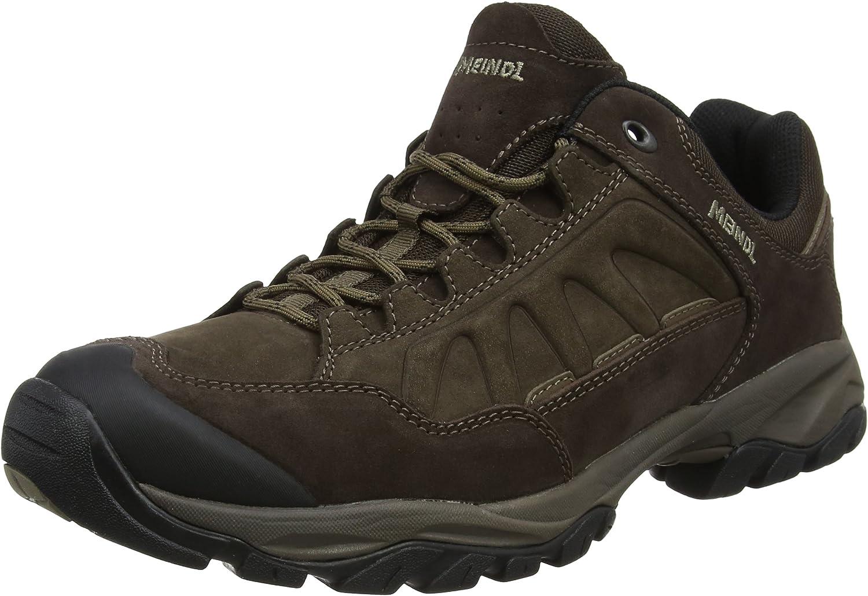 Meindl Mens Outdoor Shoe Mahogany
